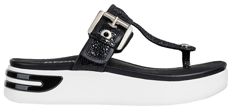 GEOX Flip-flop pentru femei Ottaya Sandal B Black D92CMB-0KYBC-C9999 39