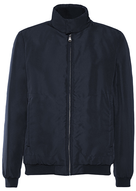 GEOX Men´s Jaylon Bomber JKT Blue Night cu M8420U-T2419-F4386 50