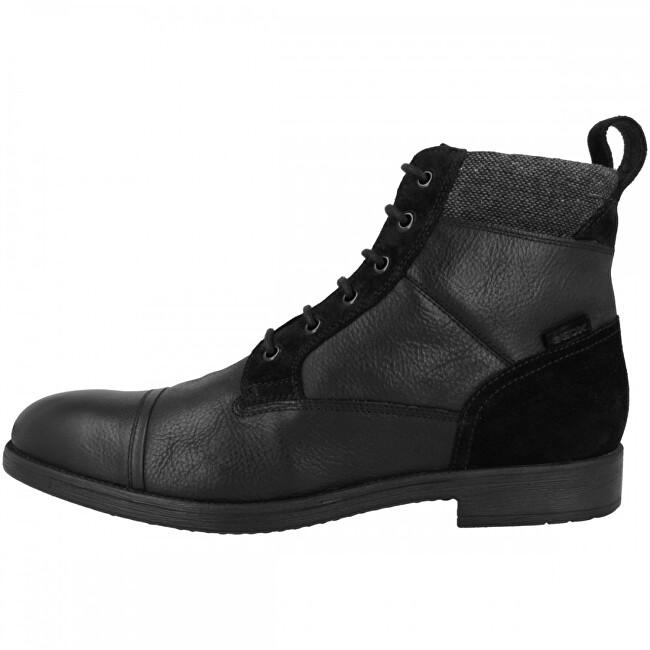 GEOX Cizme barbati pentru Jaylon Black U94Y7J-04623-C9999 44