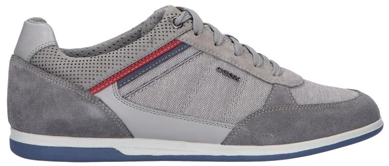 GEOX Férfi cipők U Renan Grey U824GB-02211-C1006 44
