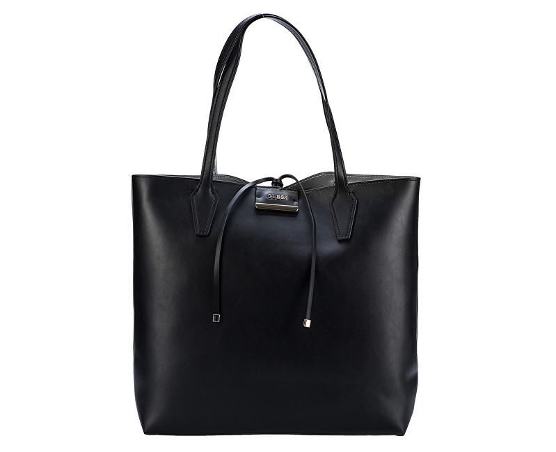 Guess Dámská kabelka Guess Bobbi Oversized Reversible Shopper Tote Set Black 82a6db57e08