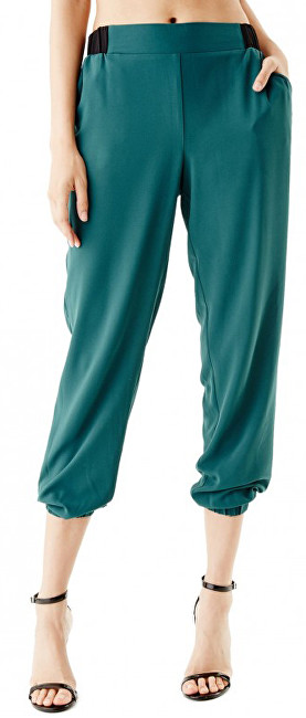 Guess Dámské kalhoty Ebonee Joggers S