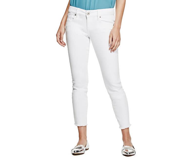Guess Dámské kalhoty Lillie Ankle Skinny Jeans 27