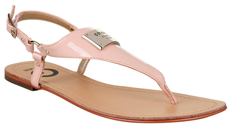 8a84d42b5157 Guess Dámske sandále G by GUESS Karmin Faux-Leather Sandals Rose 37