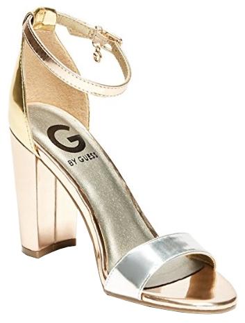 b2d5adde830 Guess Dámské sandále G by GUESS Womens Shantel 9 40