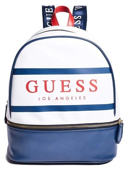 Guess Doamnelor rucsac Marisoll Gym Logo Backpack