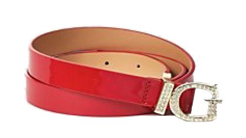 Guess Curea pentru femei Belt BWNOT2 Red L