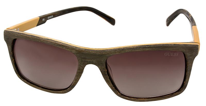 Guess Sluneční brýle GU6805 K60 55