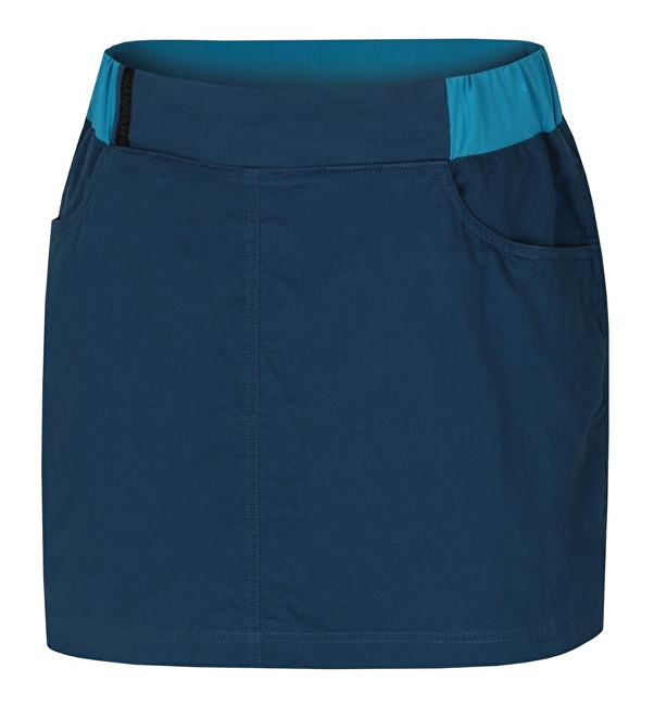 Hannah Dámska sukňa Turana Blue Coral 36