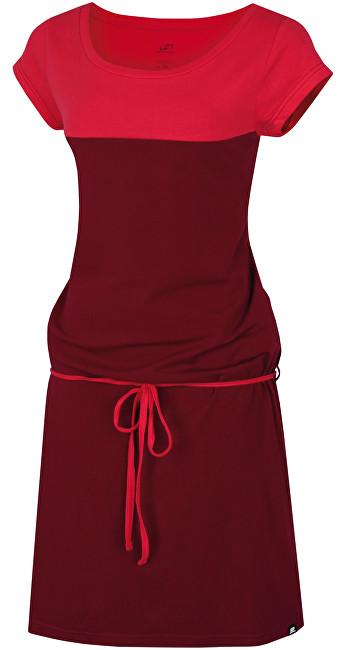 25de081323c Hannah SLEVA - Dámské šaty Tyene Beaujolais