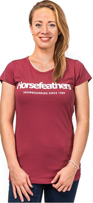 Horsefeathers Dámske tričko Neva Rose SW692C M