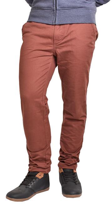 Heavy Tools Stylové pánské kalhoty Filer17 W17-402Rust 32 1a5b7265d8