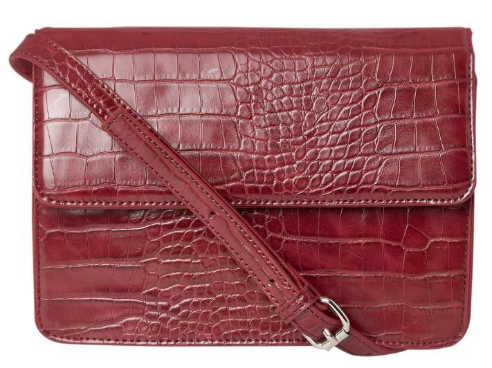 Pieces Dámská crossbody kabelka PCJULIE CROSS BODY NOOS Port Royale