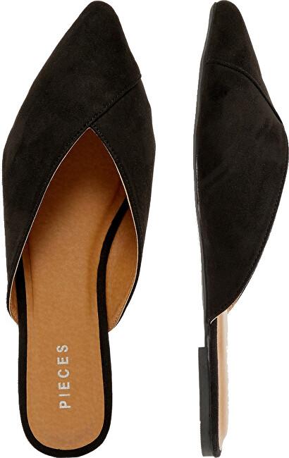 Pieces Cămăși pentru femei Cameo Sandal Black 39
