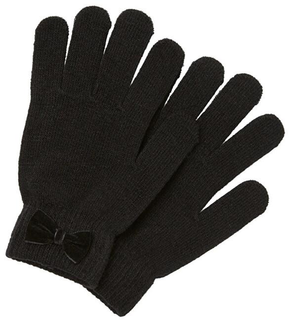 Pieces Mănuși pentru femei PCNEW BUDDY BOW GLOVE Black