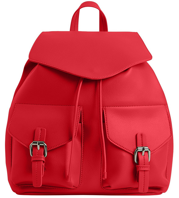 Pieces Dámsky batoh Tyler Backpack High Risk Red