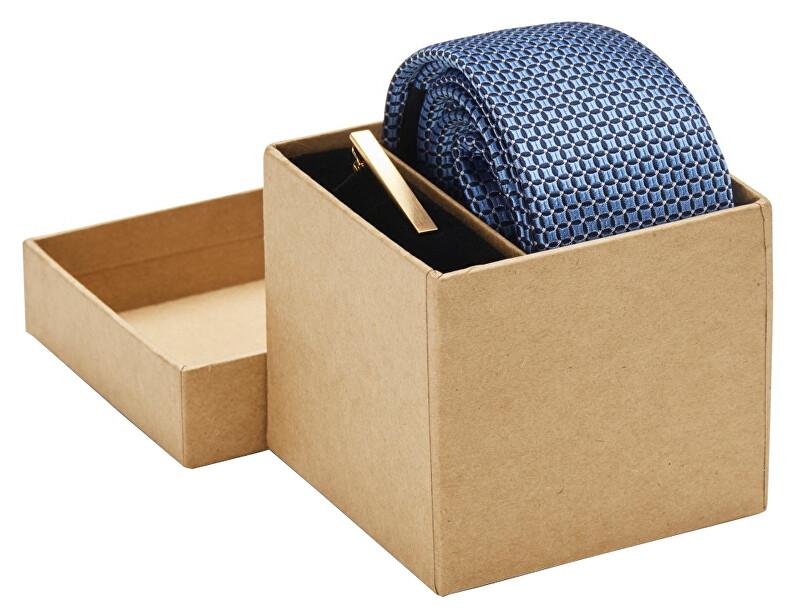 Jack&Jones Dárková sada Jacrave Tie Box Bonnie Blue