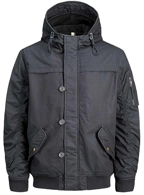 Jack&Jones Jacheta pentru bărbați Jornew Bento Bomber Asfalt XL