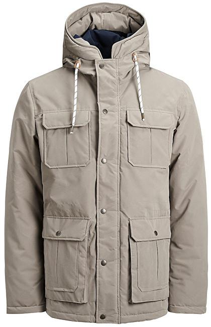 Jack&Jones Jachetă pentru bărbați Jorsteve Jacket Brindle XXL
