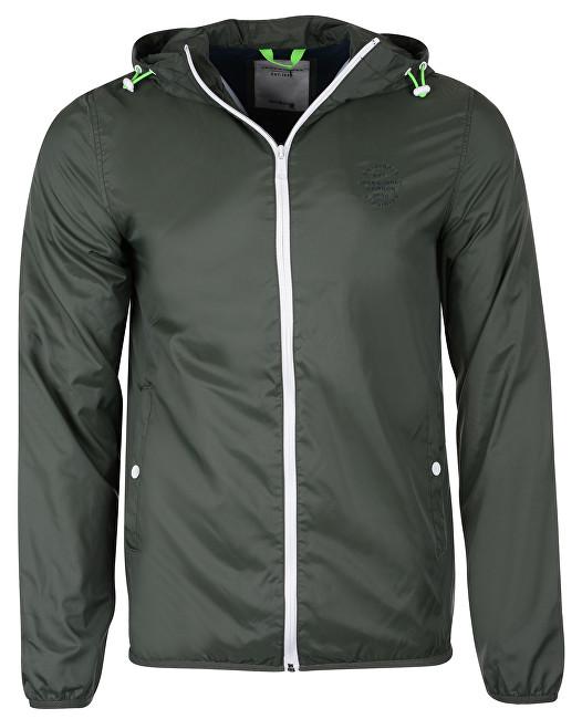 Jack Jones Pánská bunda New Dream Jacket Thyme L 390a22feff5