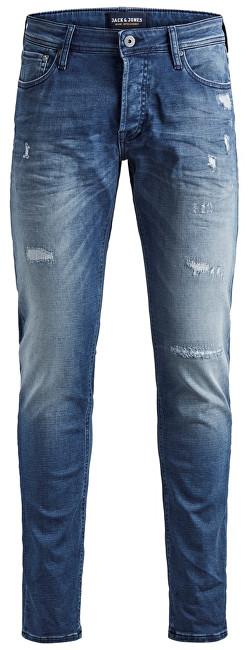 Jack&Jones Jeans pentru bărbați Iglenn Original Jos 468 Indigo Knit