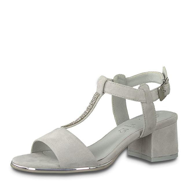 Jana Dámske sandále 8-8-28241-22-204 Light Grey 38