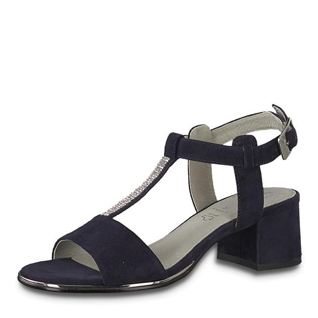 Jana Dámske sandále 8-8-28241-22-805 Navy 38