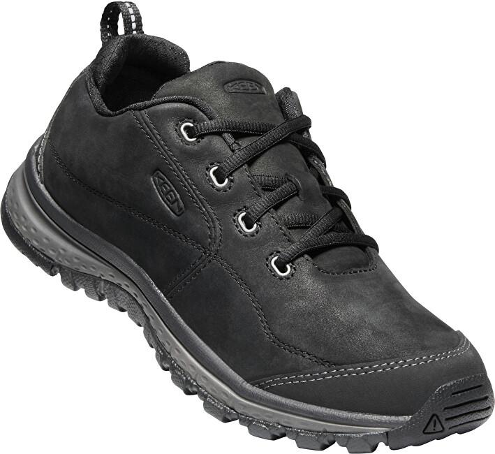KEEN Adidasi pentru femei Terradora Sneaker Leather Black / Raven 40