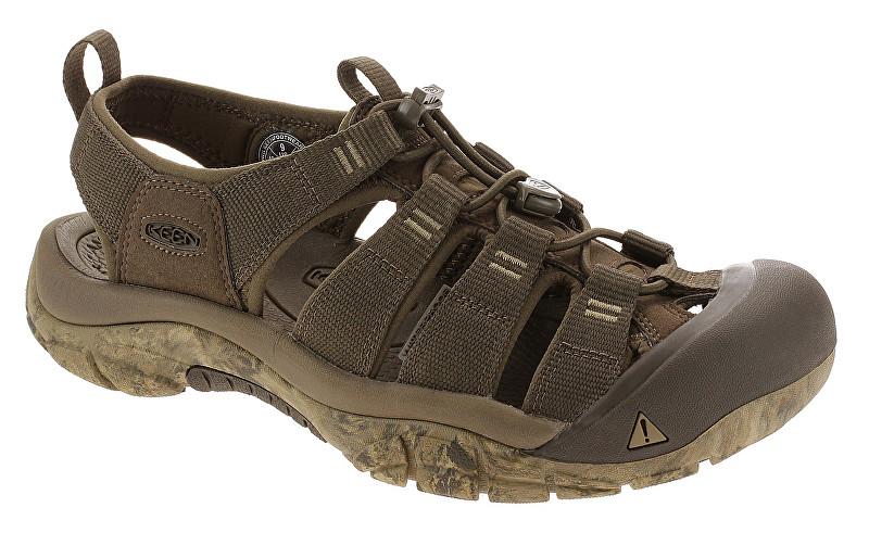b0913df5f9df KEEN Pánske sandále Newport Hydro 1020287 Canteen-Swirl Outsole 42