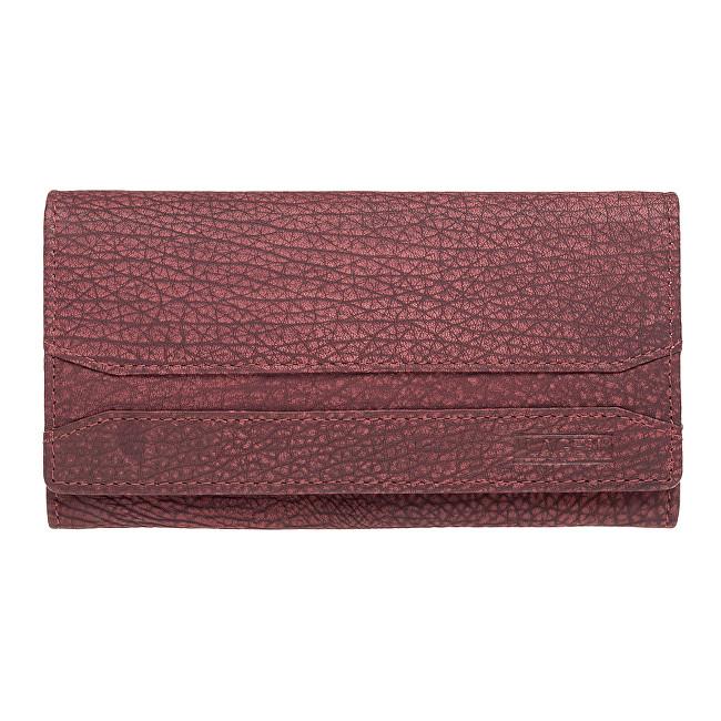Lagen Dámska červená kožená peňaženka Red W-2025/W-3