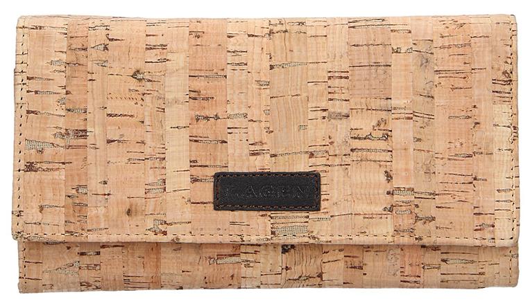 Lagen Dámska peňaženka 50177 Tan