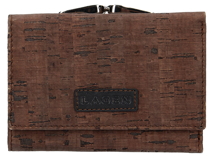 Lagen Dámska kožená peňaženka 50178 Brn