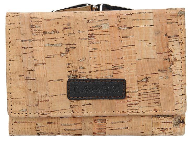 Lagen Dámska peňaženka 50178 Tan