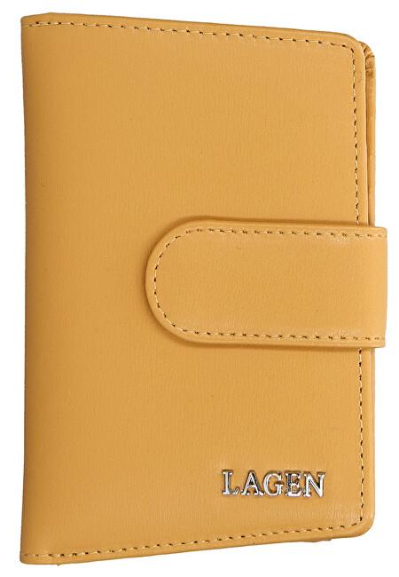 Lagen Dámska kožená peňaženka 50313 G. Nugget