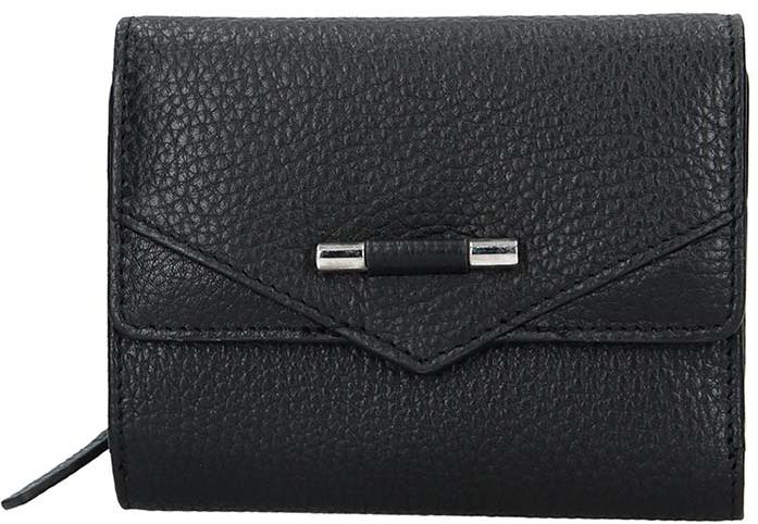 Lagen Dámska kožená peňaženka 51623 Black
