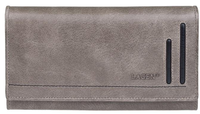 Lagen Dámska kožená peňaženka A / B 10183