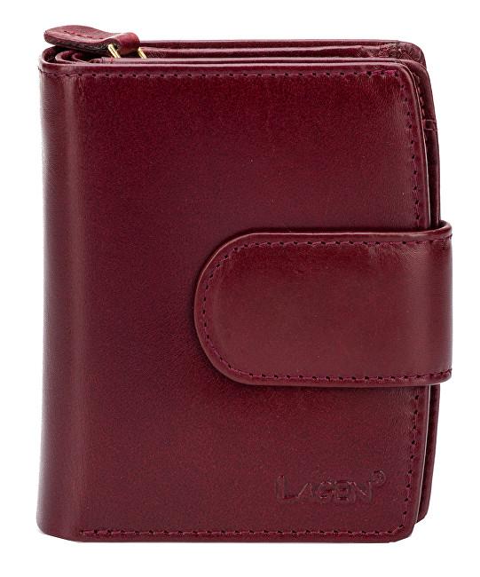 Lagen Dámska kožená peňaženka Red 3807   EST 4e54b1b2928