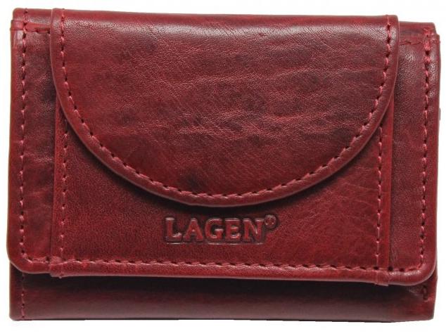Lagen Dámska peňaženka W-2030/T Red
