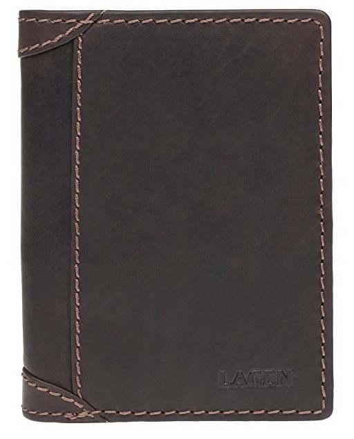 Lagen Pánska peňaženka 51146 D. Brown