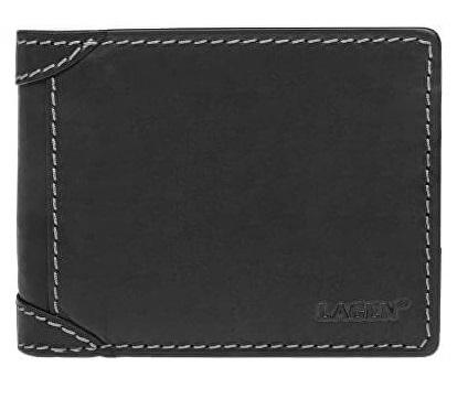 Lagen Pánska peňaženka 511461 BLK