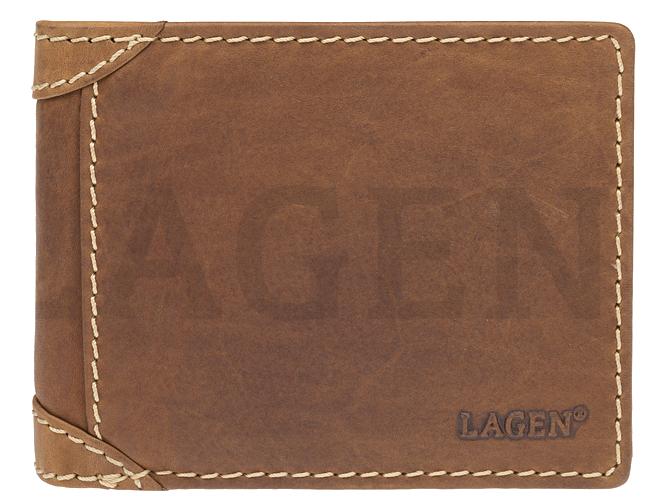 Lagen Pánska peňaženka 511461 TAN
