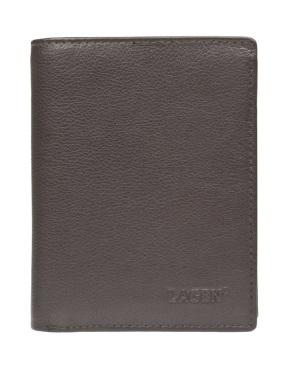 Lagen Pánska kožená peňaženka W-112 BRN