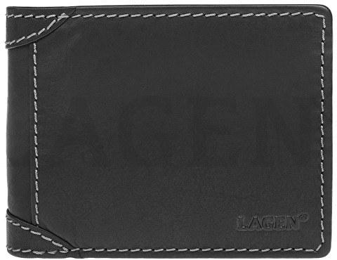 Lagen Pánska peňaženka 511462 Black