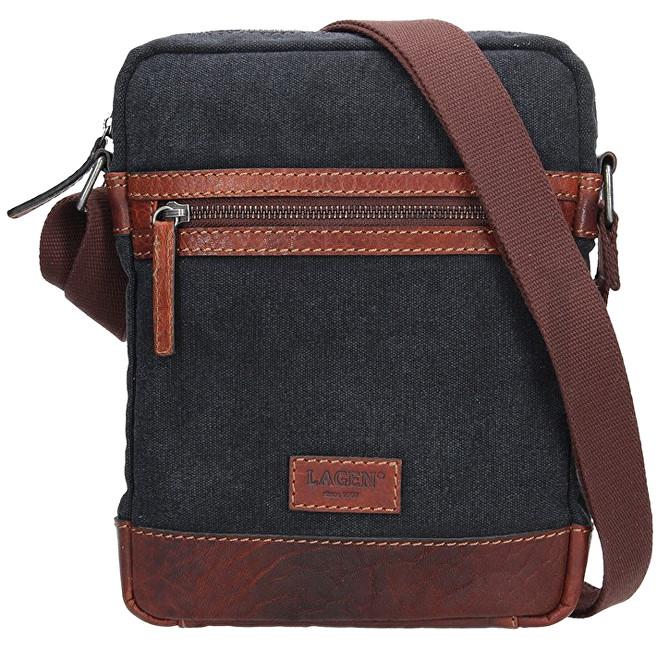 Lagen Pánská taška přes rameno 23306 TAN