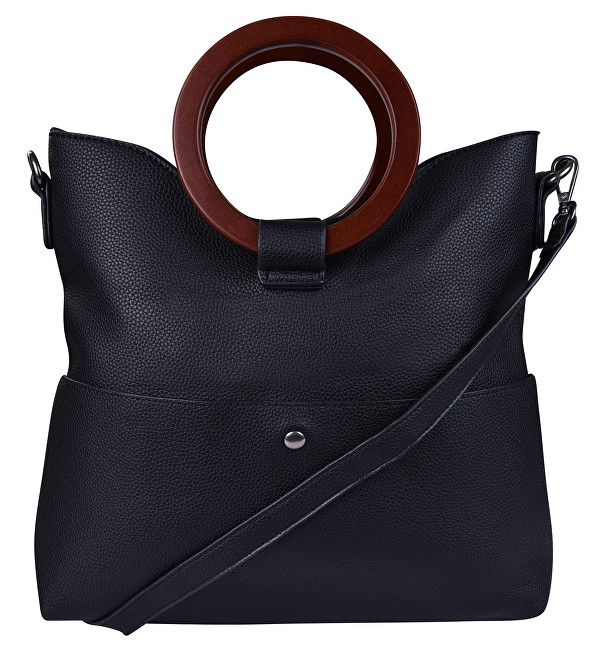 Lecharme Dámska kabelka 10008724 Black