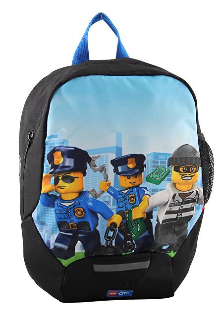 Lego Batoh do školky LEGO CITY Police Chopper