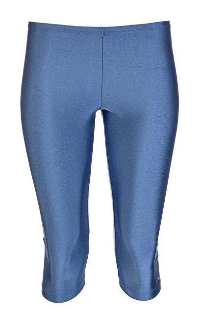 2440f5039a90 Litex Legíny dámske športové v 3-4 dĺžke 50329 grey- blue L na predaj