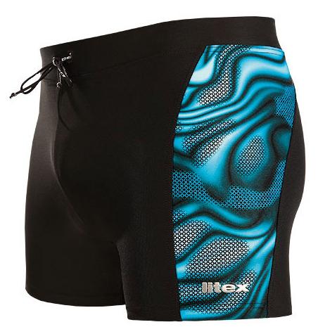 Litex Pánske plavky boxerky 63693 48