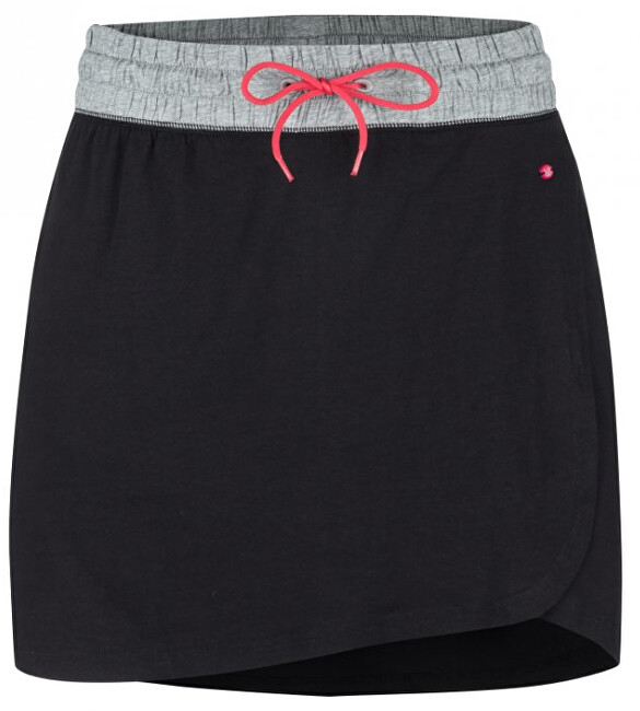 bf3cb9321 LOAP Dámska sukňa Adiska Black CLW1952-V21T M