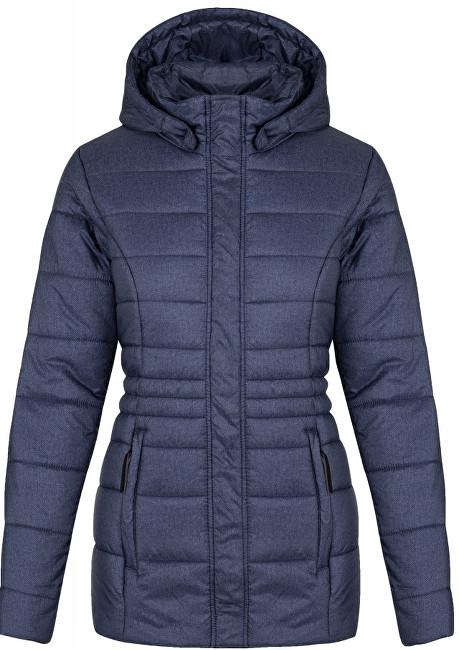 LOAP Dámska zimná bunda do mesta Tabita Majoly Blue modrá CLW1777-L43X S